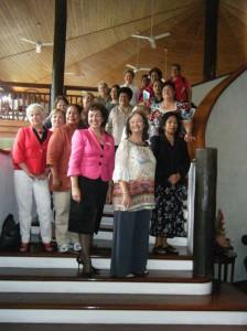 1st Ladies Club   Pacific Forum , Cairns August 2009