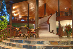 Thala Beach Lodge Lobby