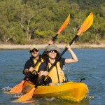 Sea kayaking tour from Thala's own beach