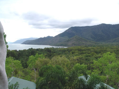 View From Accommodation Port Douglas