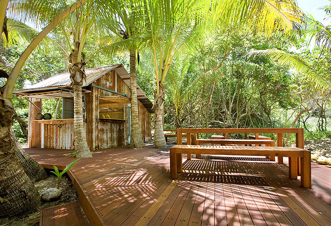 herbies beach shack Thala Beach Nature Reserve Port Douglas