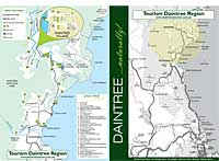 Daintree Map
