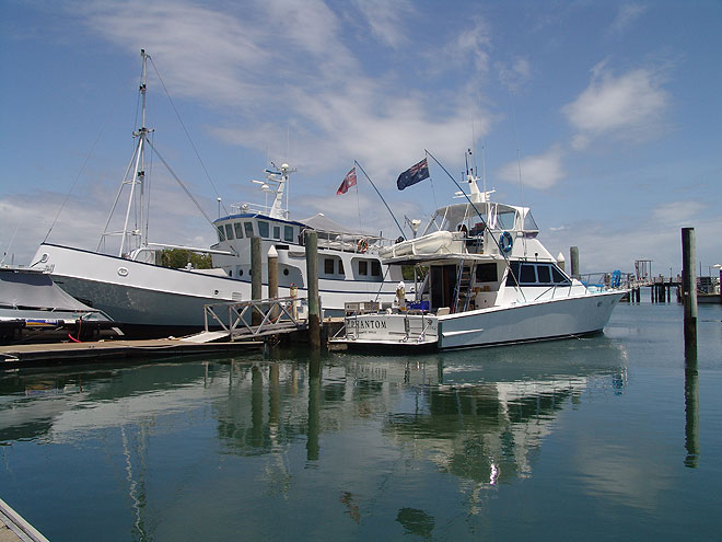 port douglas tours great barrier reef boats