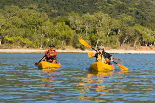 Port Douglas resort Sea Kayaking