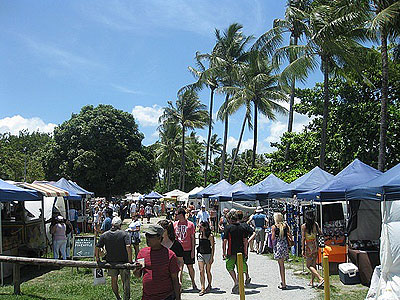 port douglas market