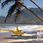 Helicopter Beach Landing