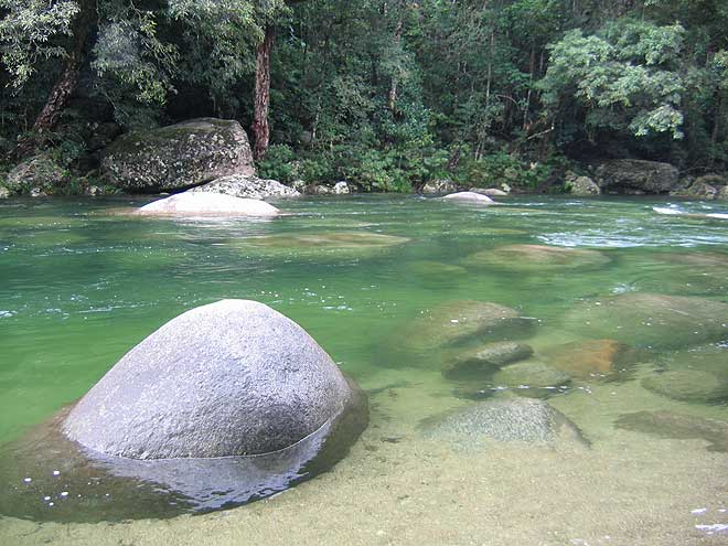 mossman gorge Australia