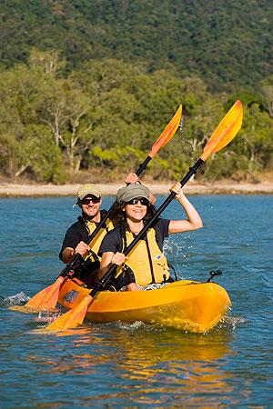Sea Kayaking Port Douglas Trips