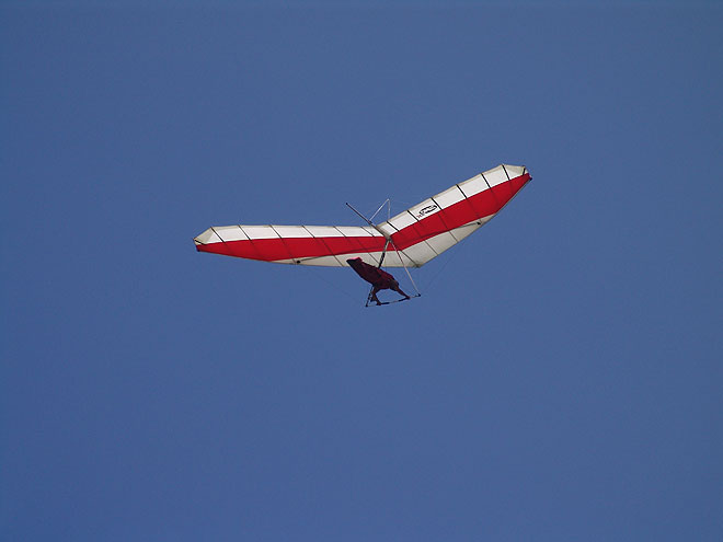 Hang gliding Port Douglas