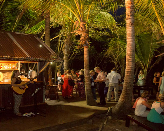 Herbies Beach Shack private function Thala Beach Nature Reserve Port Douglas