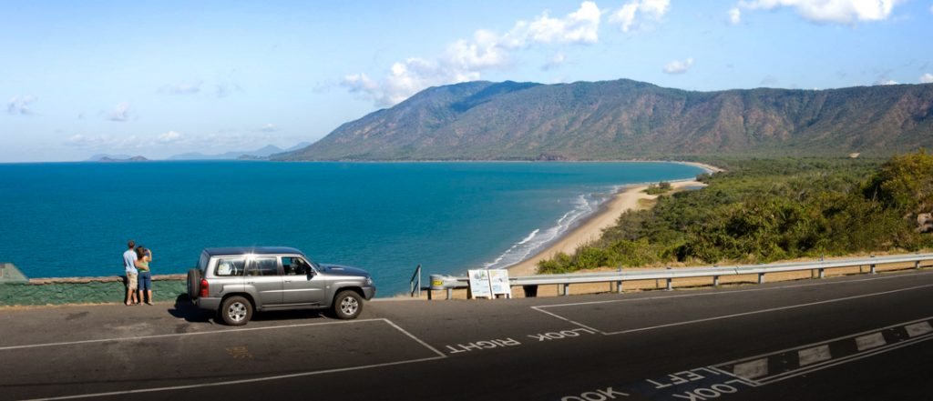 Rex Lookout | Great Barrier Reef Drive