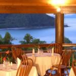 Osprey's Restaurant in main lodge