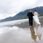 Wedding on Oak Beach
