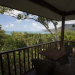 Coral Sea Bungalow view