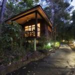Eco-designed bungalow