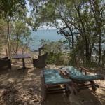Sandpiper Suite private nature garden