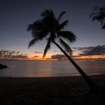 Sunrise on Thala's private access Oak Beach