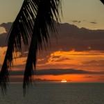 Sunrise on Oak Beach