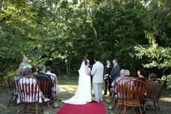 Garden Wedding at Thala