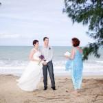 Beach Wedding at Thala