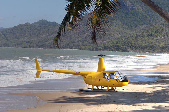 great barrier reef helicopter tours