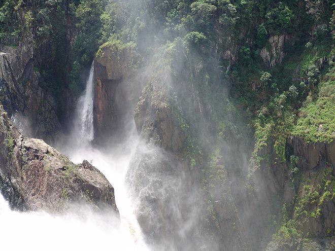 barron falls australia