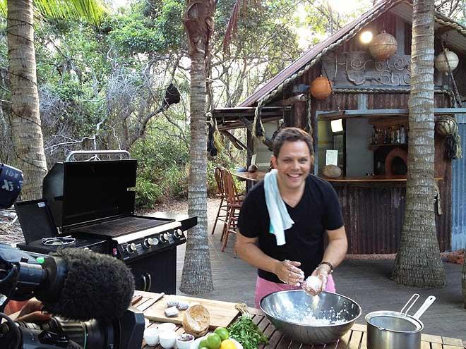 Alastair McLeod Thala Beach Lodge Australia