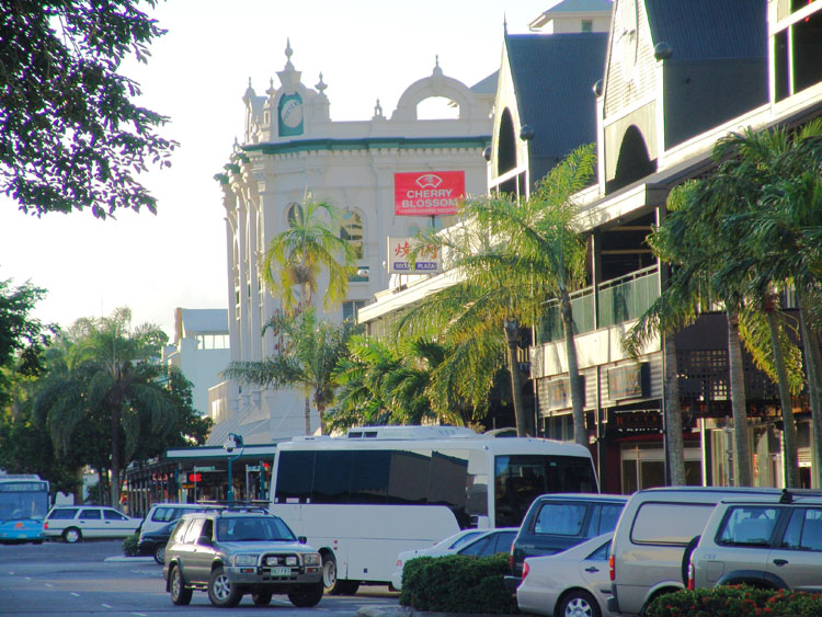 Cairns the gateway and a vibrant coastal community