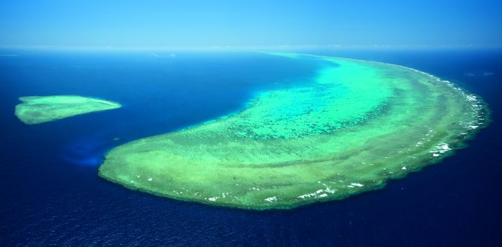 Ribbon Reefs, outer Great Barrier Reef