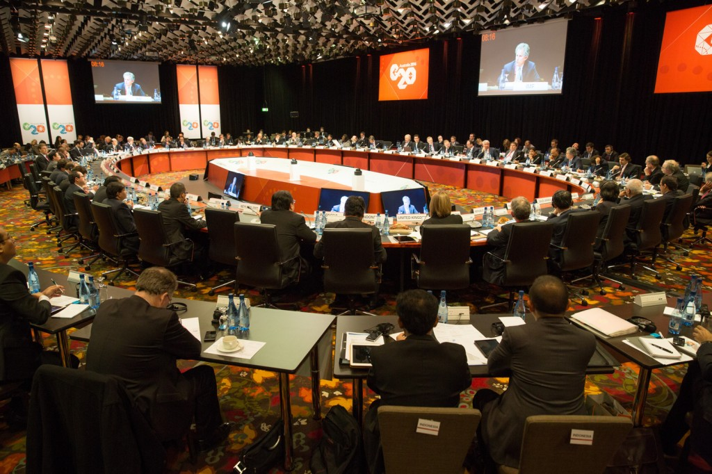 G20Deputy Finance MeetingOpening Session