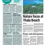 Nature focus at Thala Beach - Port Douglas & Mossman Gazette
