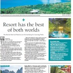 Resort has the best of both worlds - Warwick Express