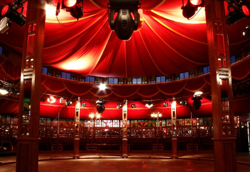 The Spiegeltent will be in Port Douglas from 12 - 22 May