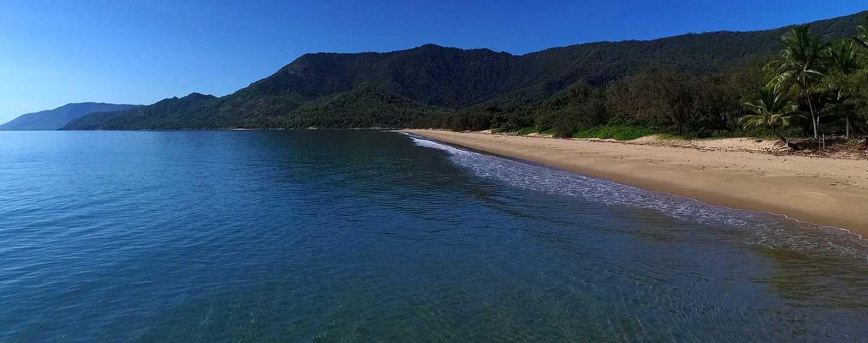 Romantic Tropical Beach
