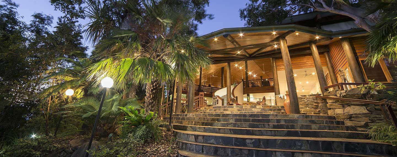 Honeymoon accommodation Port Douglas