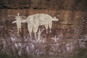 Cape York rock art galleries | Thala Beach Nature Reserve | Images Tourism Events Queensland