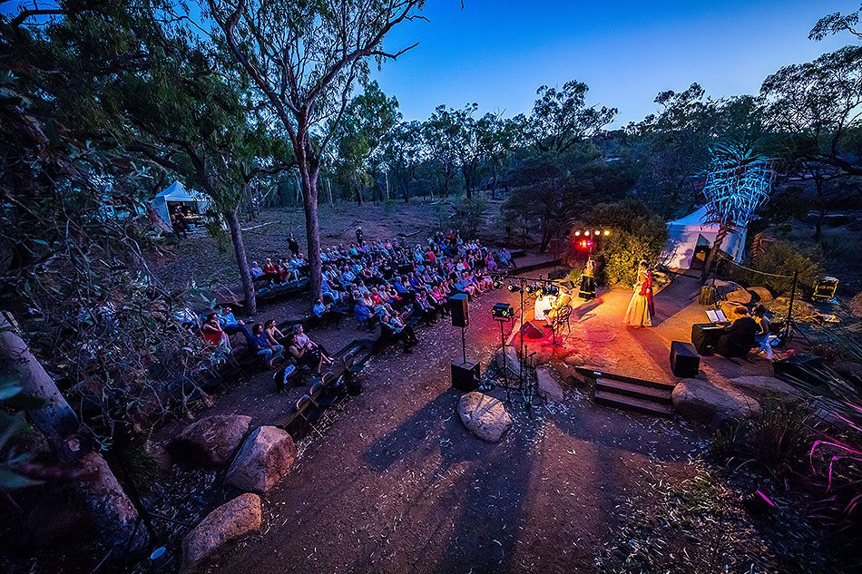Opera in Outback | Thala Beach Nature Reserve