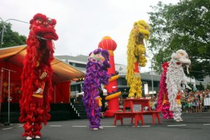 Cairns Chinese New Year parade