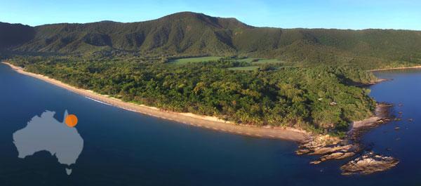 Thala Beach Nature Reserve Location