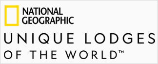 National Geographic Unique Lodges of the World Logo
