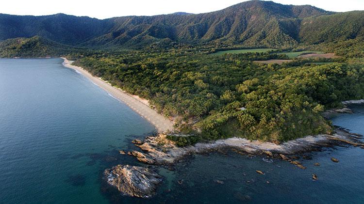 Thala Beach Nature Reserve Australia